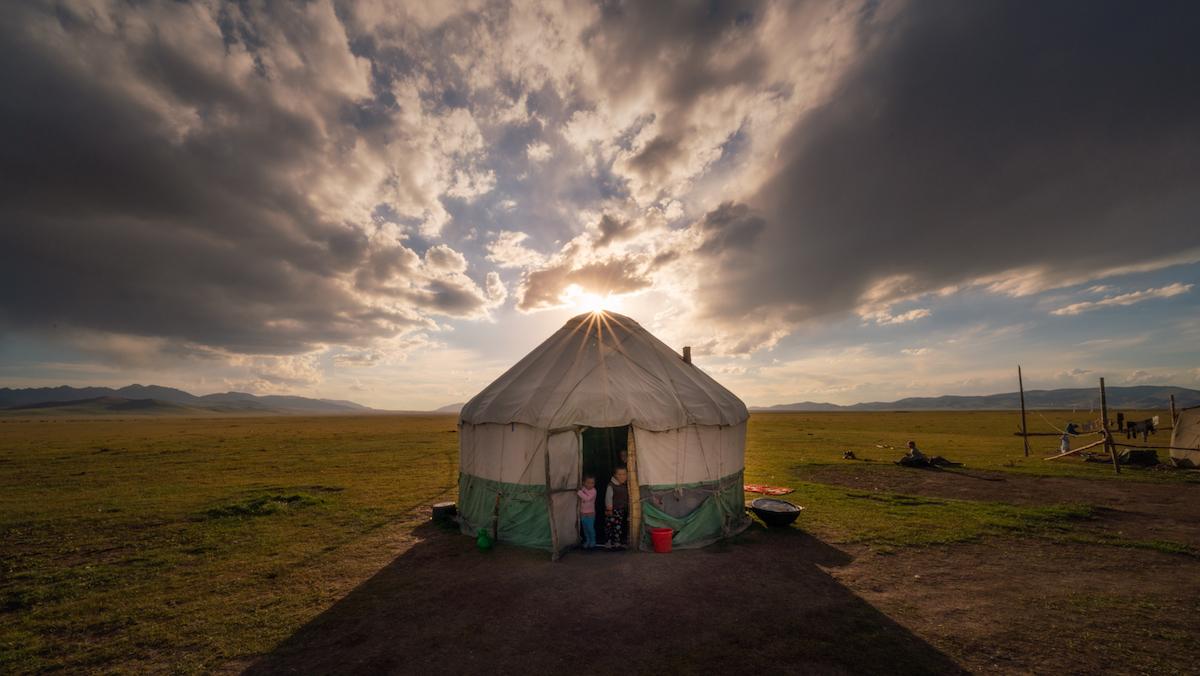 ELLE Việt Nam thiên nhiên Kyrgyzstan 9