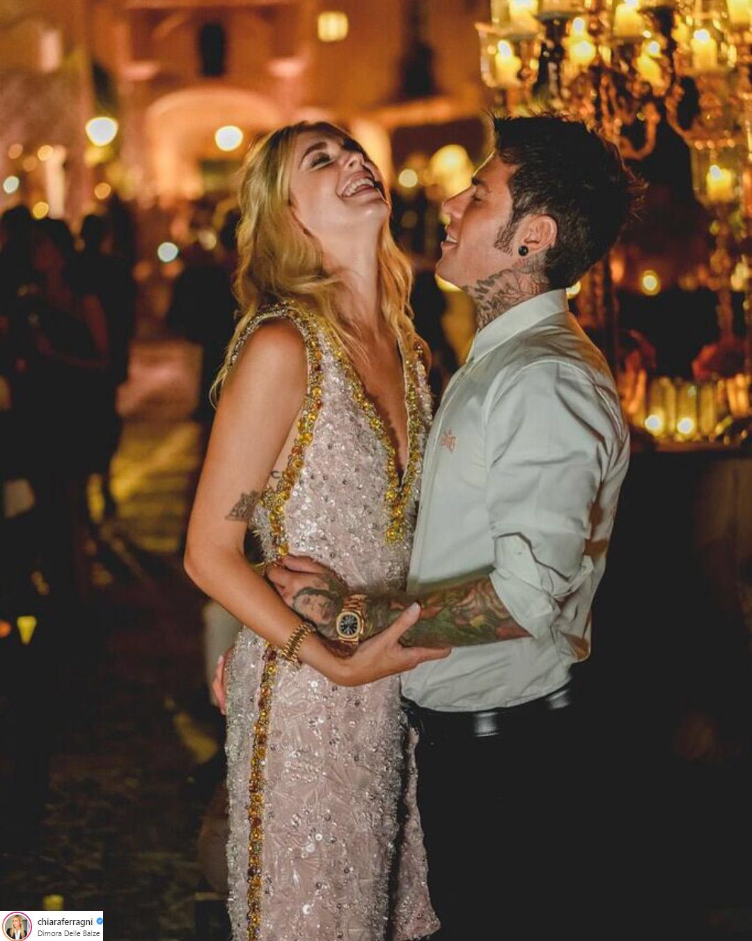 váy cưới của Chiara Ferragni 6