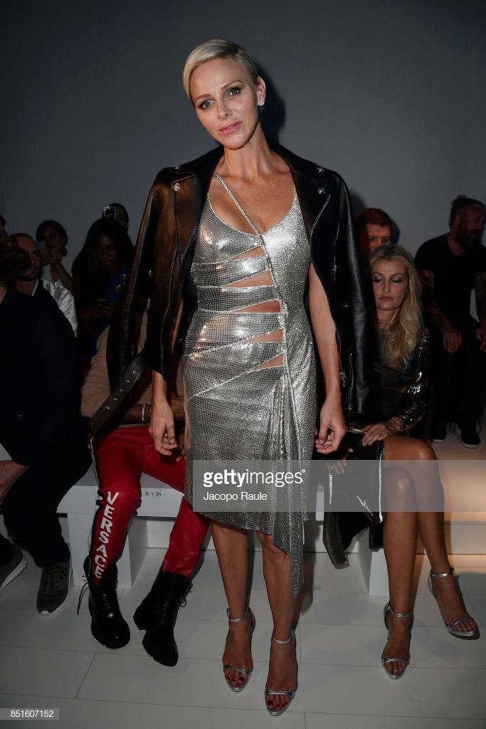 thời trang của Công nương Monaco 11