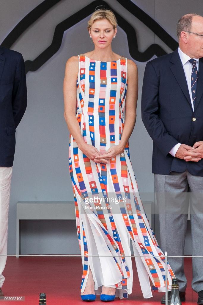 thời trang của Công nương Monaco 13