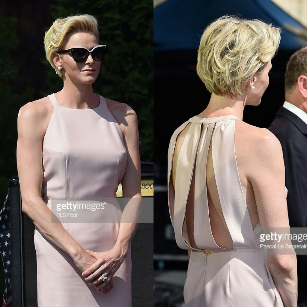 thời trang của Công nương Monaco 12