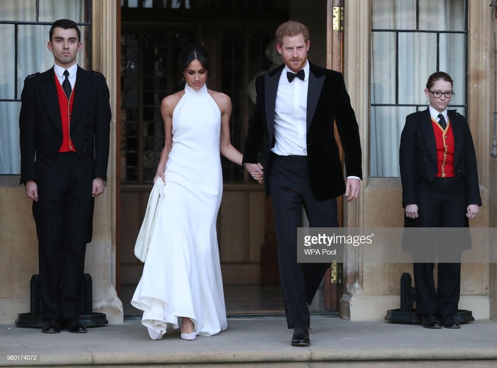 điểm tin thời trang váy cưới của Meghan Markle 4