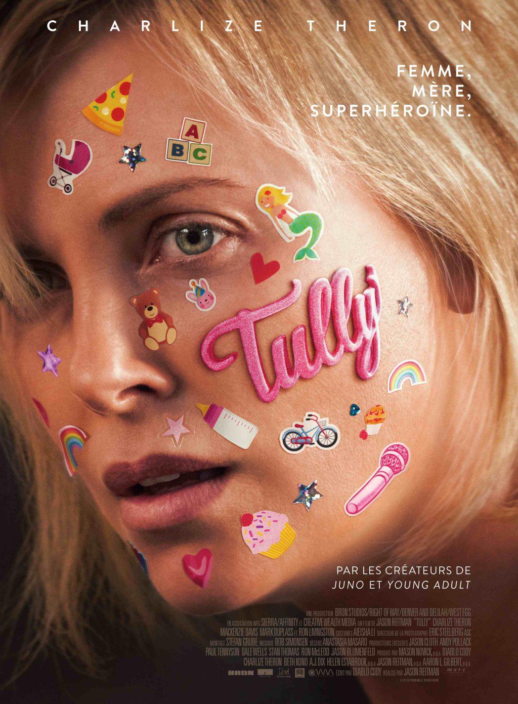 elle việt nam phim hài Âu Mỹ Tully 2