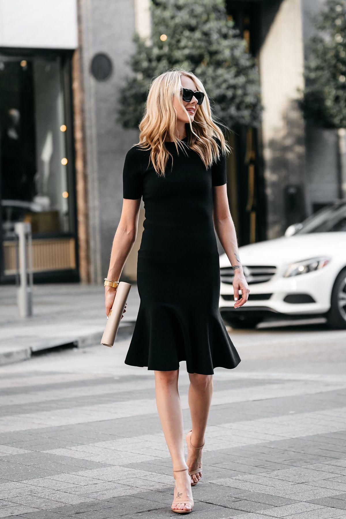 phong cách thời trang tinh tế cùng sắc trắng đen 2