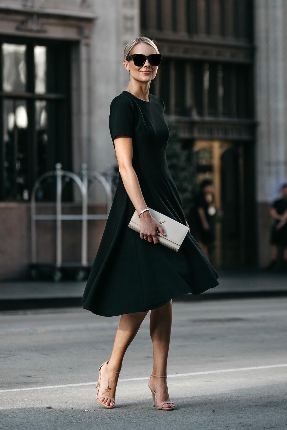 phong cách thời trang tinh tế cùng sắc trắng đen 4