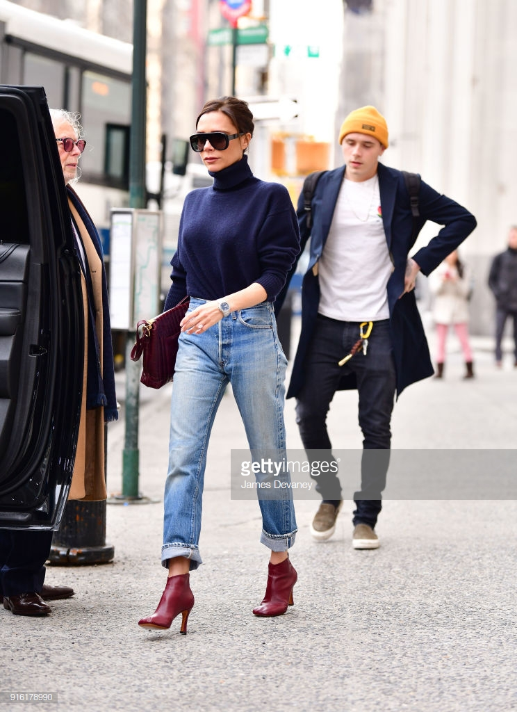 victoria beckham skinny jeans 3