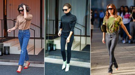 Victoria Beckham gợi ý 3 yếu tố để sở hữu quần skinny jeans hoàn hảo