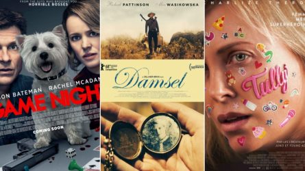 10 bộ phim hài Âu Mỹ mới nhất bạn không nên bỏ lỡ
