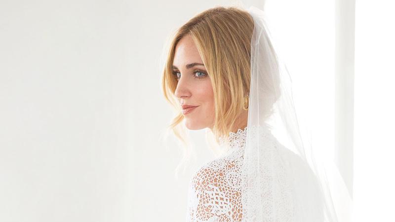 bí quyết làm đẹp đám cưới Chiara Ferragni