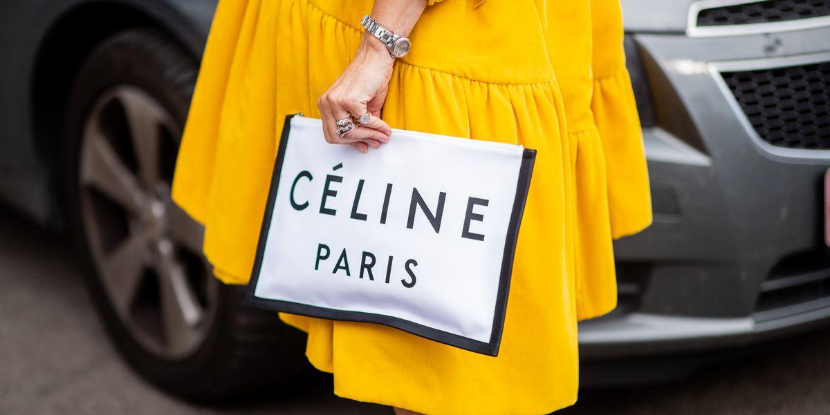 Hedi Slimane thay đổi logo thương hiệu Celine 2