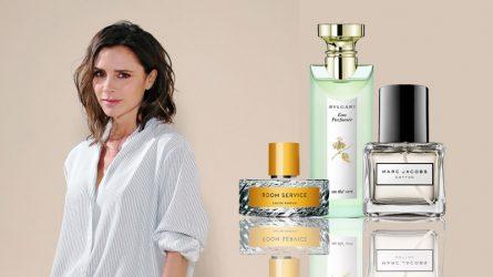 Lắng nghe các sao nữ chia sẻ về hương nước hoa yêu thích