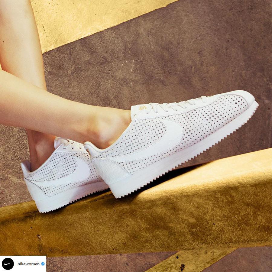 elle việt nam giày sneakers trắng nike