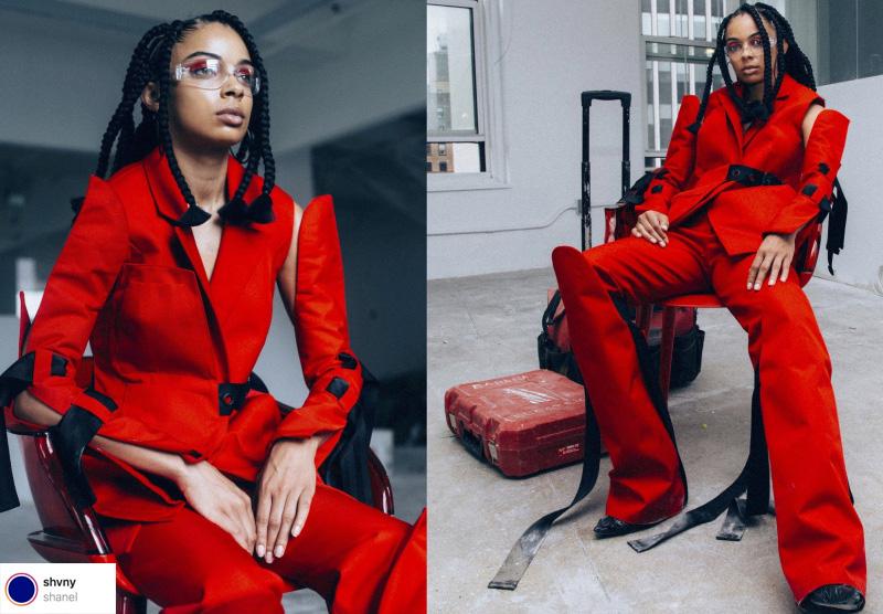 Nhà thiết kế trẻ tổ chức một show thời trang như thế nào? 3