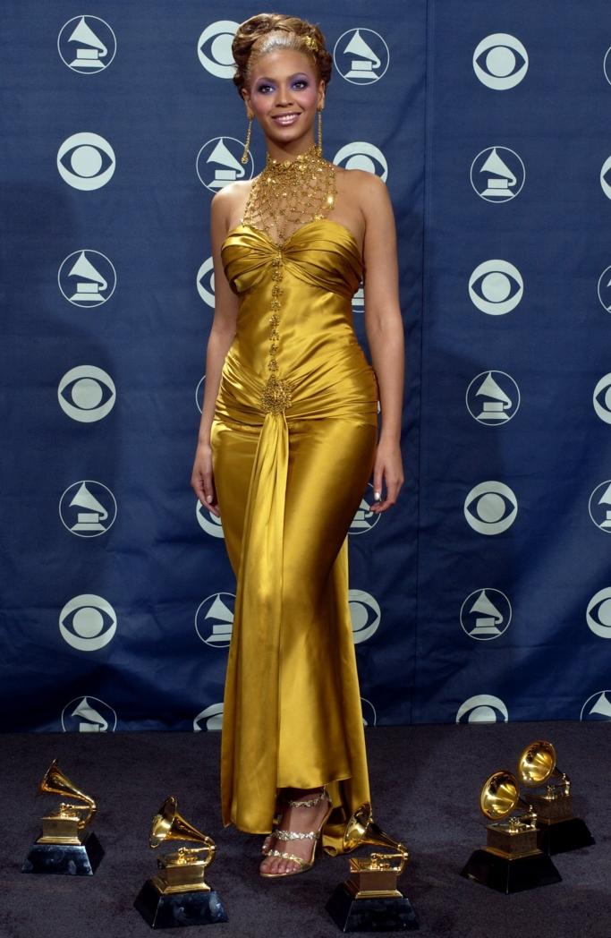 phong cách thời trang của Beyoncé 9