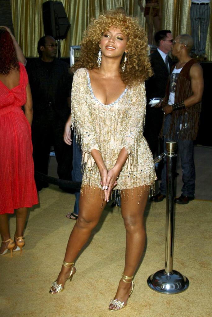 phong cách thời trang của Beyoncé 2