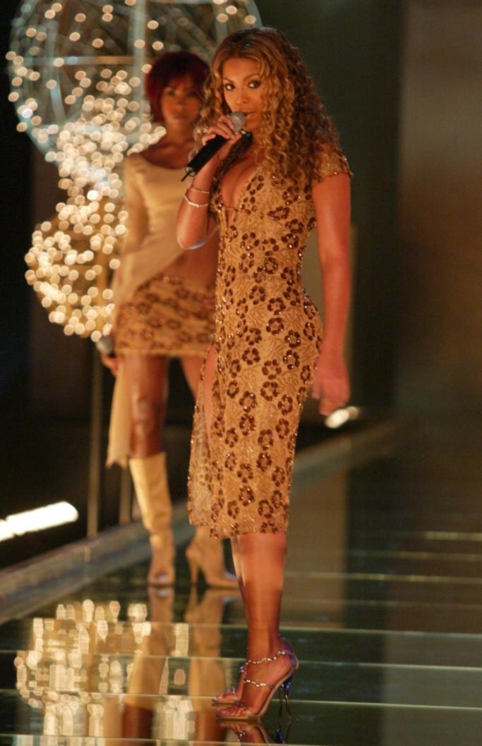 phong cách thời trang của Beyoncé 3