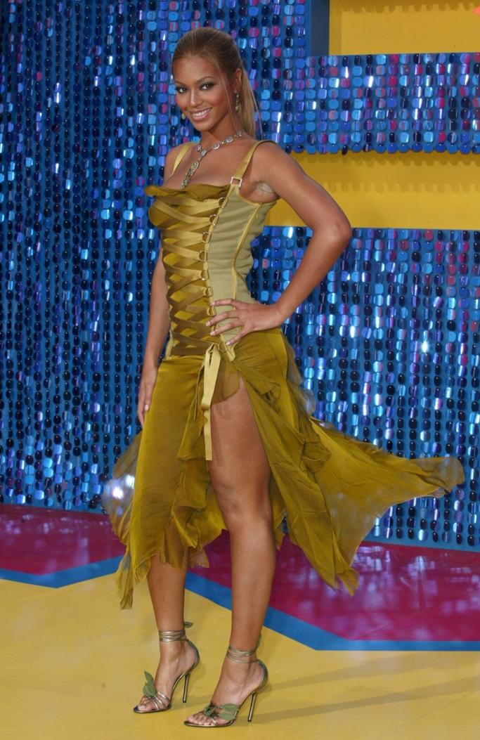 phong cách thời trang của Beyoncé 4