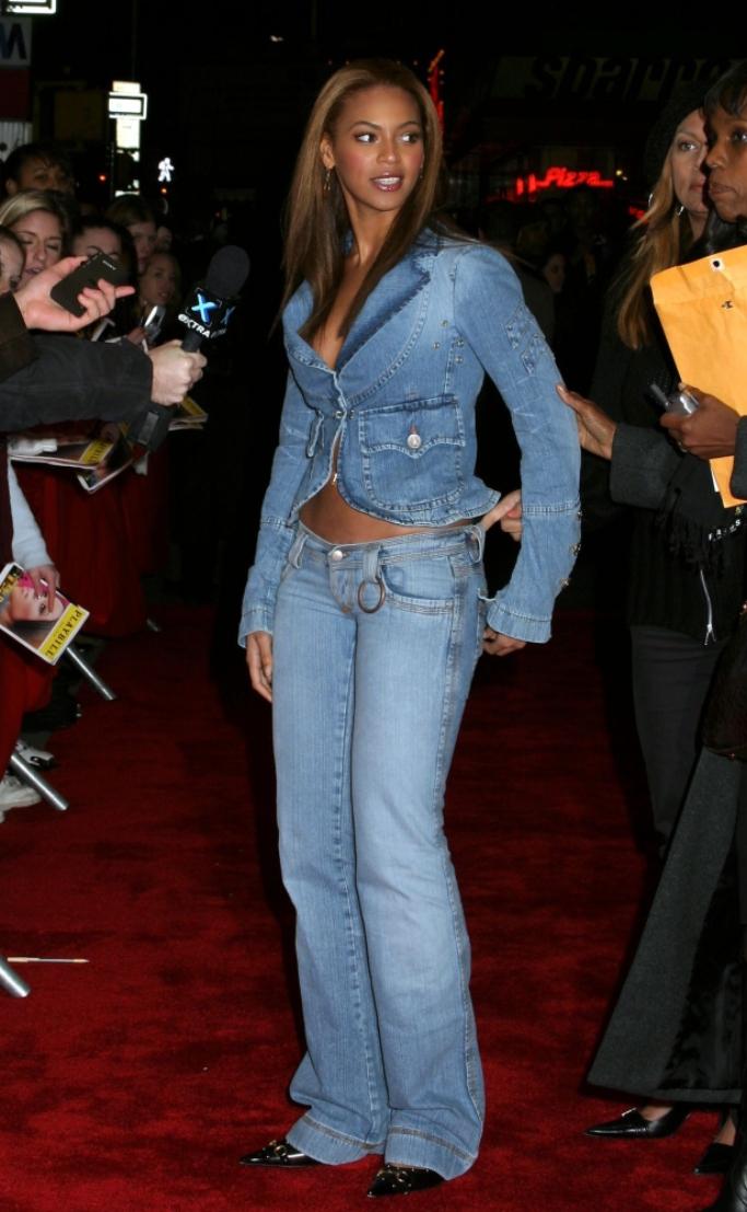 phong cách thời trang của Beyoncé 5
