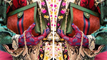 Đắm chìm trong thế giới phụ kiện thời trang Thu - Đông 2018