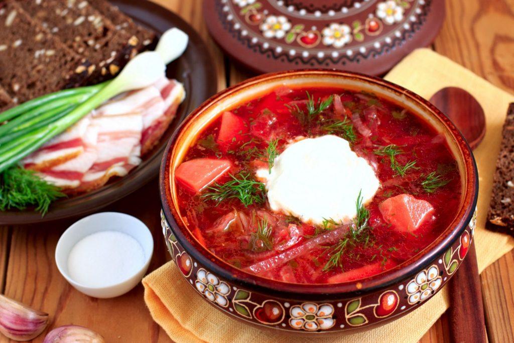 ẩm thực Nga 1