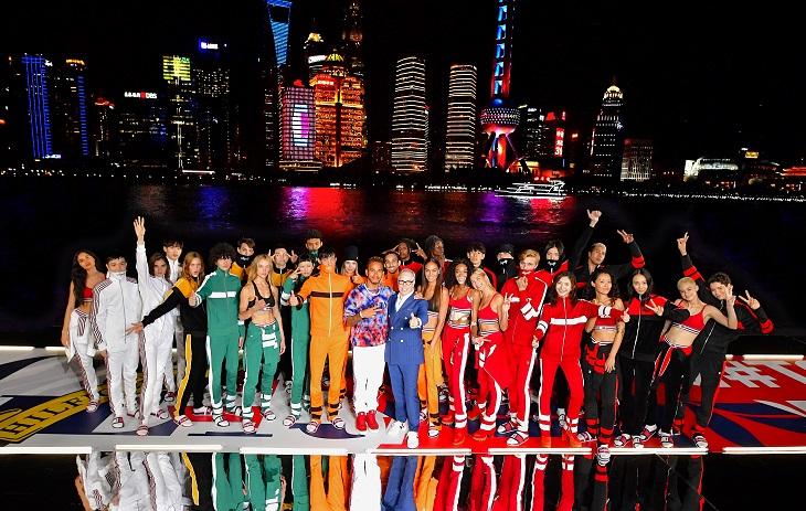 thương hiệu Tommy Hilfiger show diễn châu Á - 03