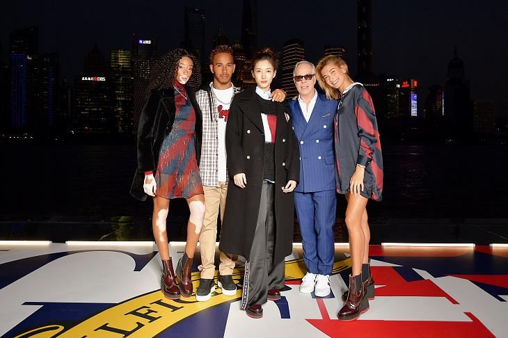 thương hiệu Tommy Hilfiger show diễn châu Á - 06