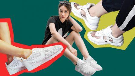 heramo.com - Mix sneakers với váy