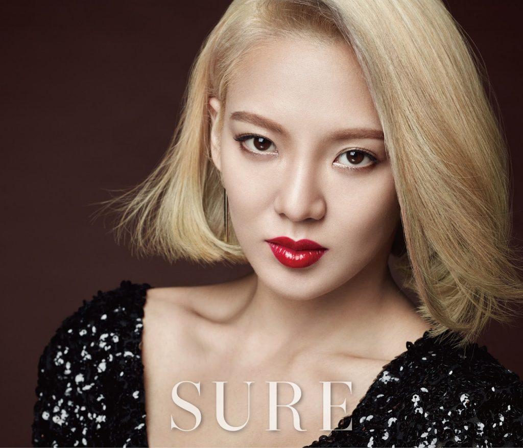 nhóm nhỏ SNSD_Hyoyeon_Sure