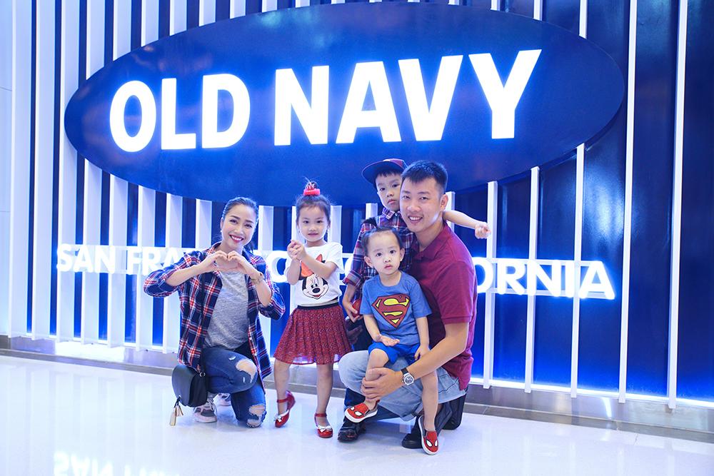old navy kỷ niệm 1 năm có mặt tại Việt Nam 1