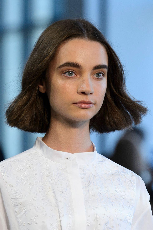 Các kiểu tóc đẹp Tuần lễ Thời trang New York 2019 - 08