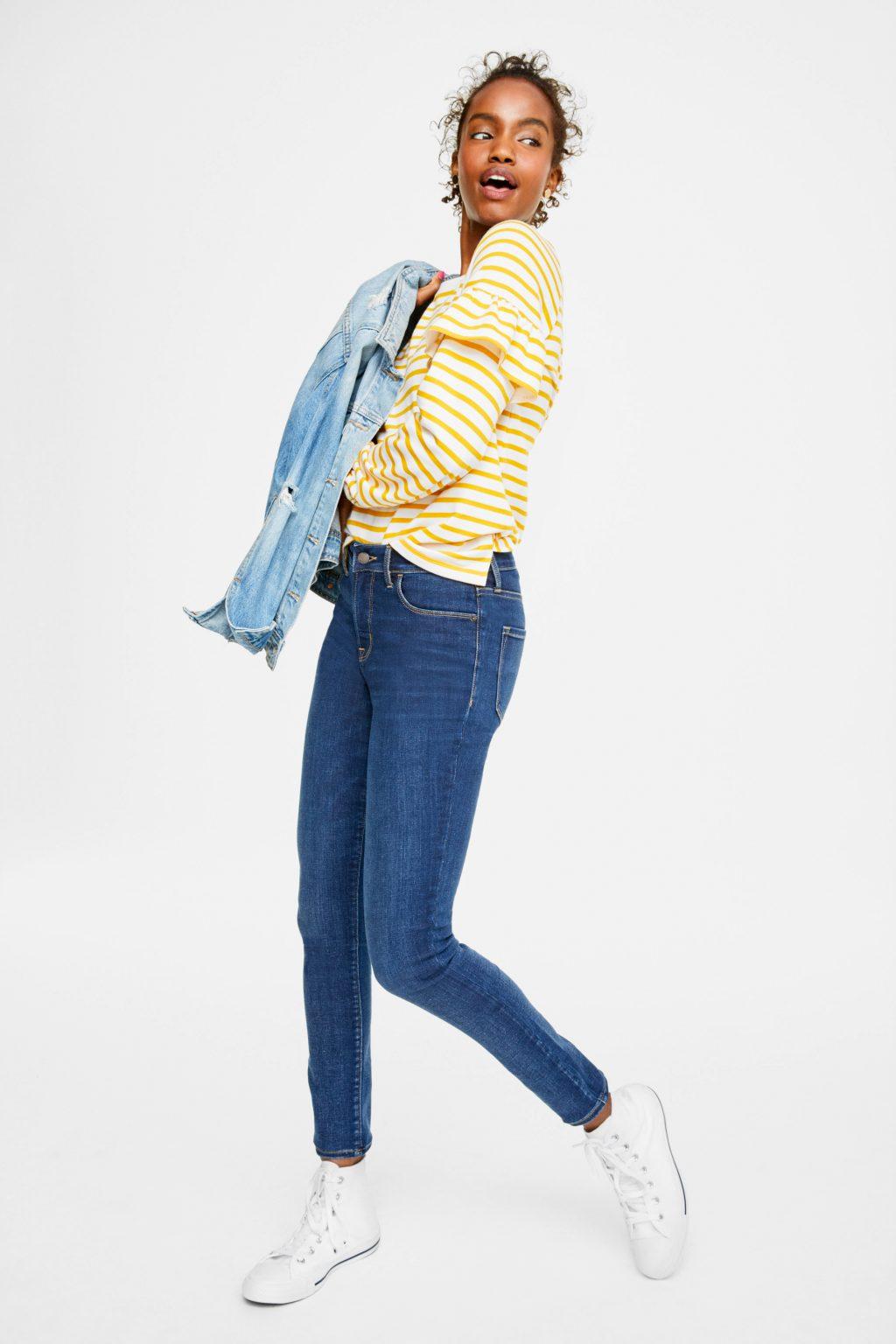 xu hướng quần jeans old navy 3