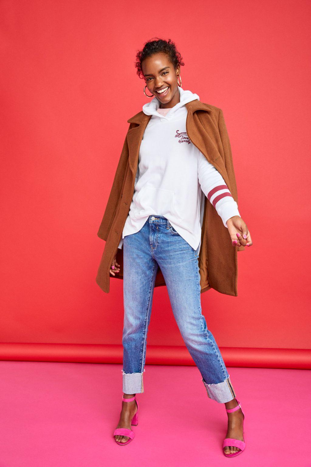 xu hướng quần jeans old navy 5