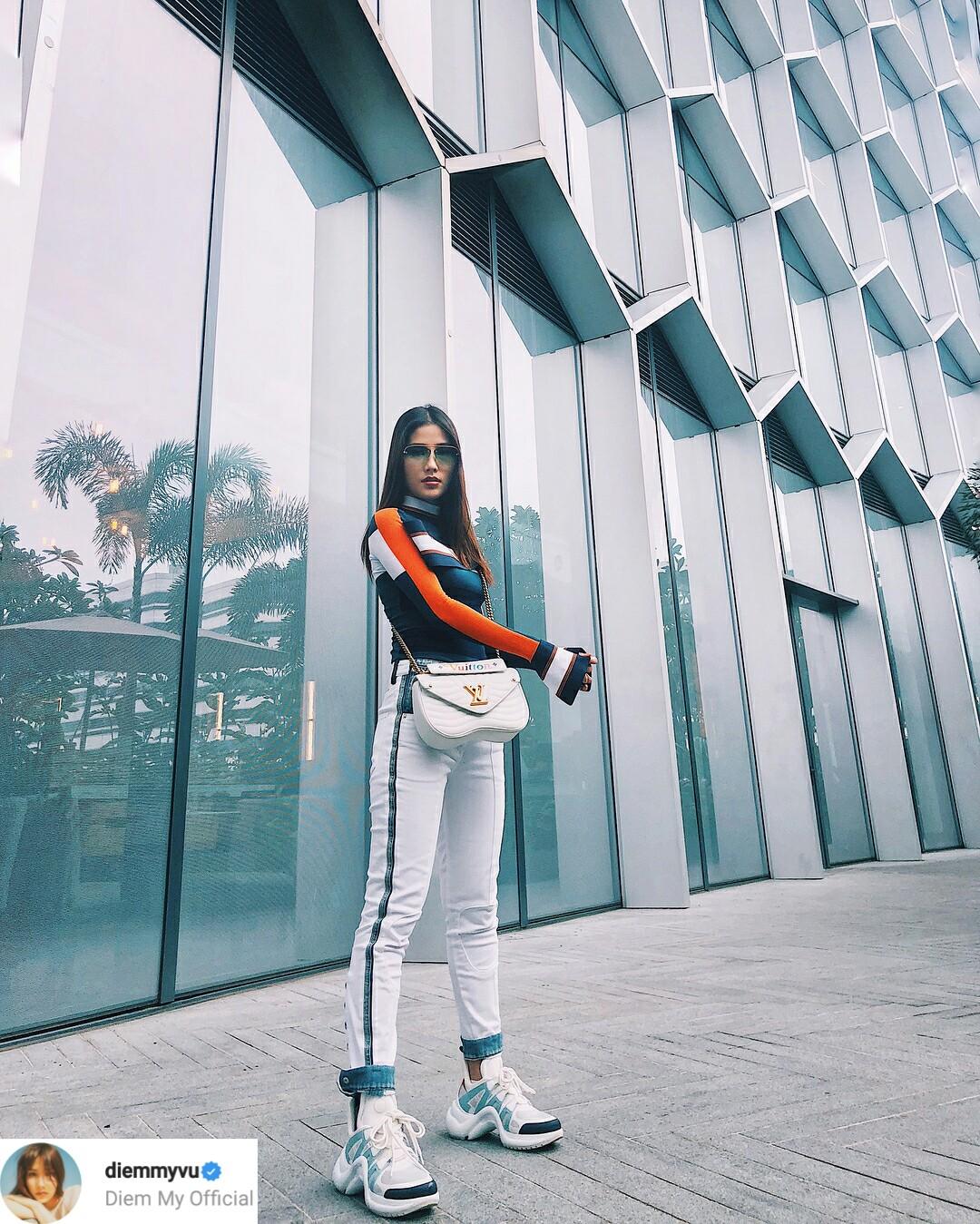 thời trang sao Việt tuần qua dm 6