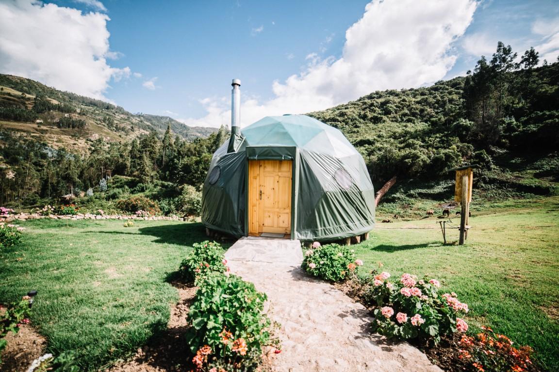 lối sống bền vững peru eco camp 5