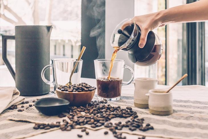 Bí quyết giúp bạn hạn chế thói quen uống cà phê 05