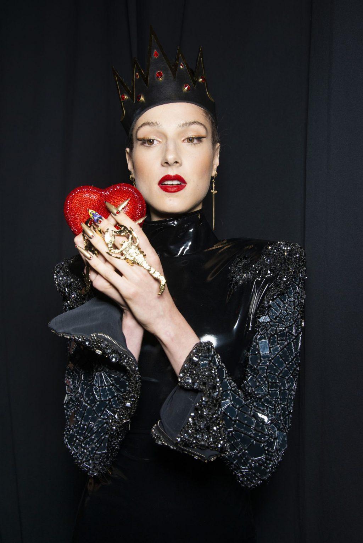 mẫu sơn móng tay tuần lễ thời trang new york xuân 2019 5