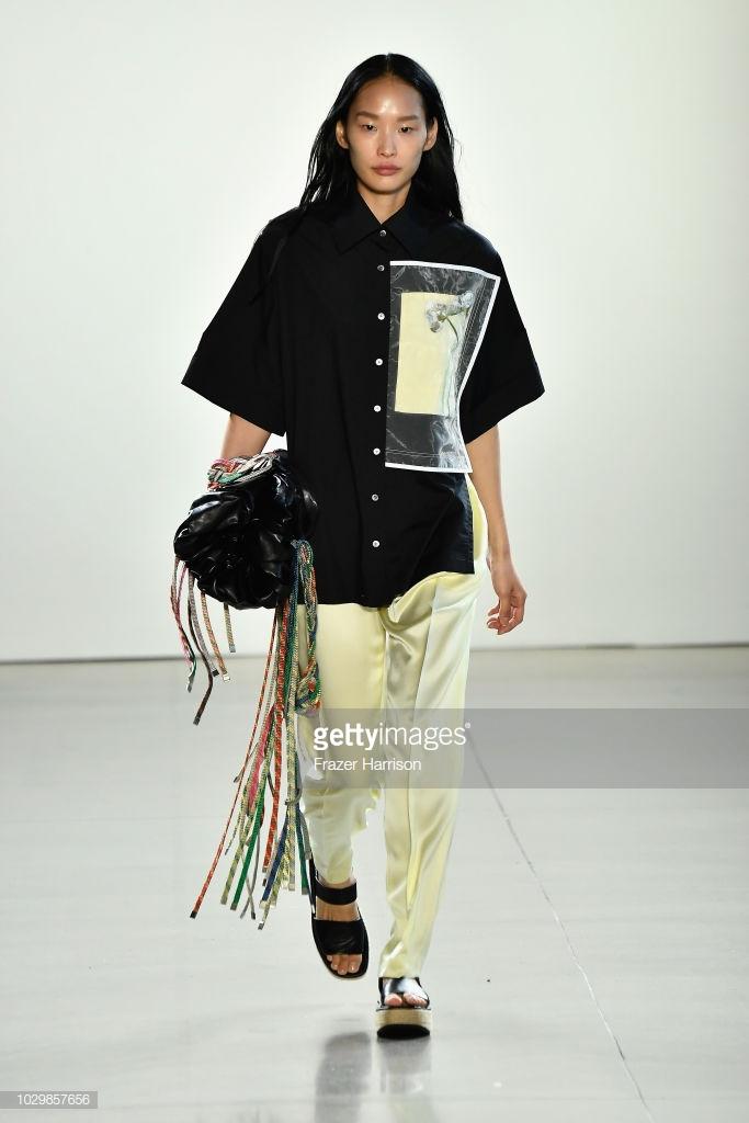 show thời trang toàn người mẫu châu Á4