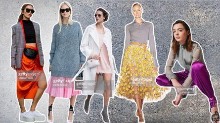5 sắc màu thời thượng giúp trang phục màu xám cuốn hút lạ thường