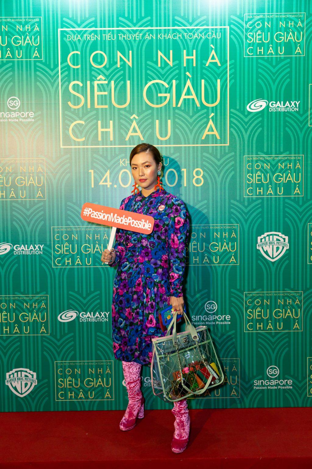 công chiếu phim Con Nhà Siêu Giàu Châu Á Crazy Rich Asians 05