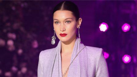 Người mẫu Bella Hadid bật mí bí quyết thành công trong làng mẫu thế giới