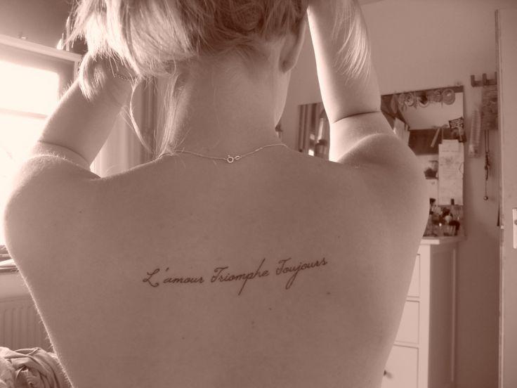hình xăm chữ_ Images For Tattoos