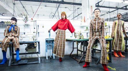 Cách mạng văn hóa & phong cách thời trang unisex từ NTK Trung Quốc tại Tuần lễ thời trang New York