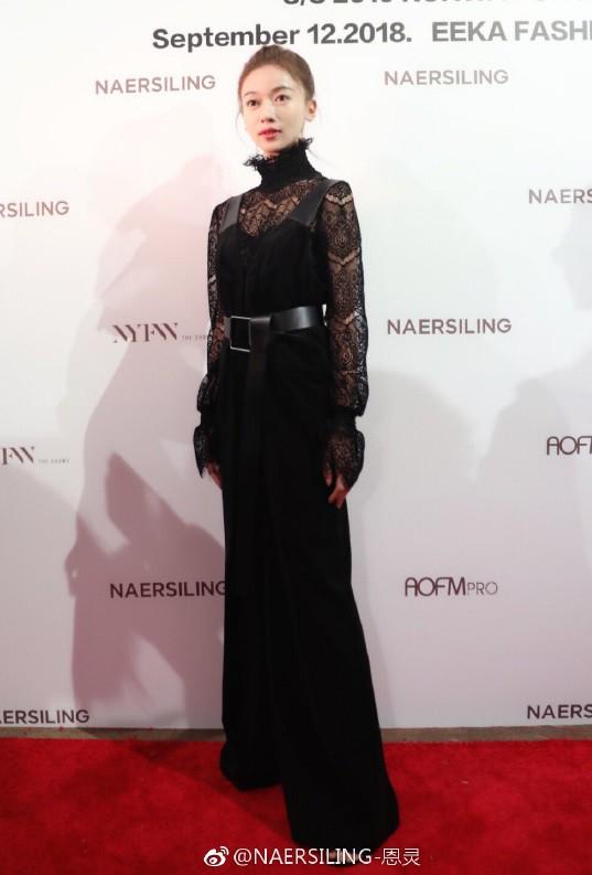 tuần lễ thời trang new york sao châu á 5
