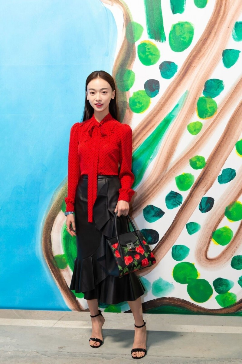 tuần lễ thời trang new york sao châu á 6