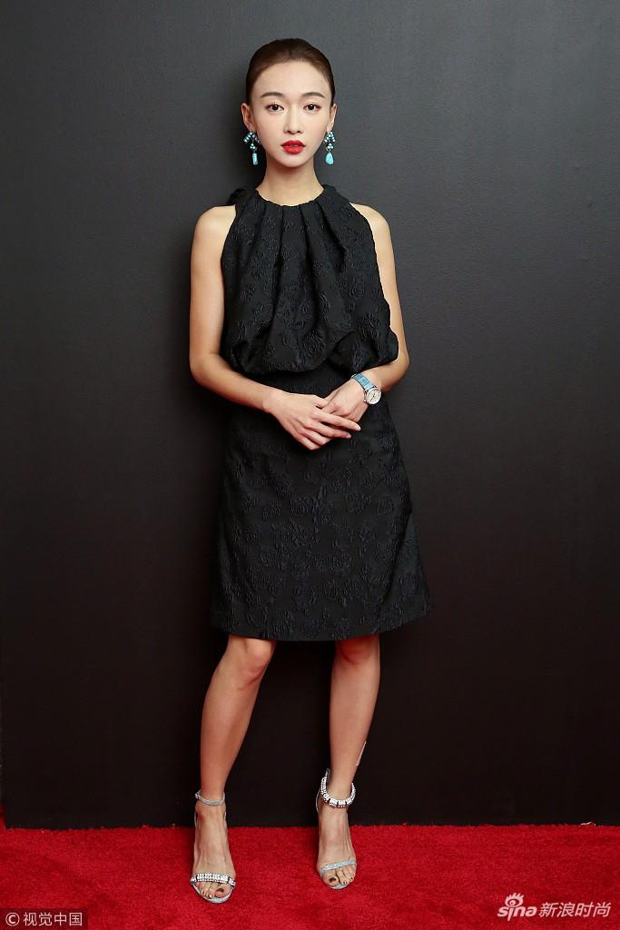 tuần lễ thời trang new york sao châu á 7