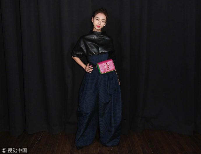 tuần lễ thời trang new york sao châu á 8