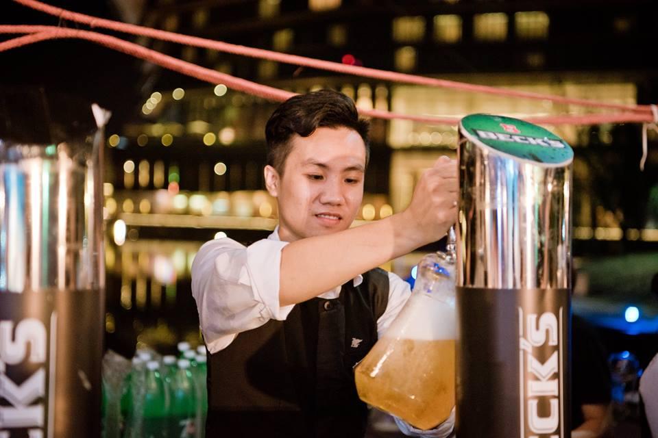 Khách sạn JW Marriott lễ hội Oktoberfest 02