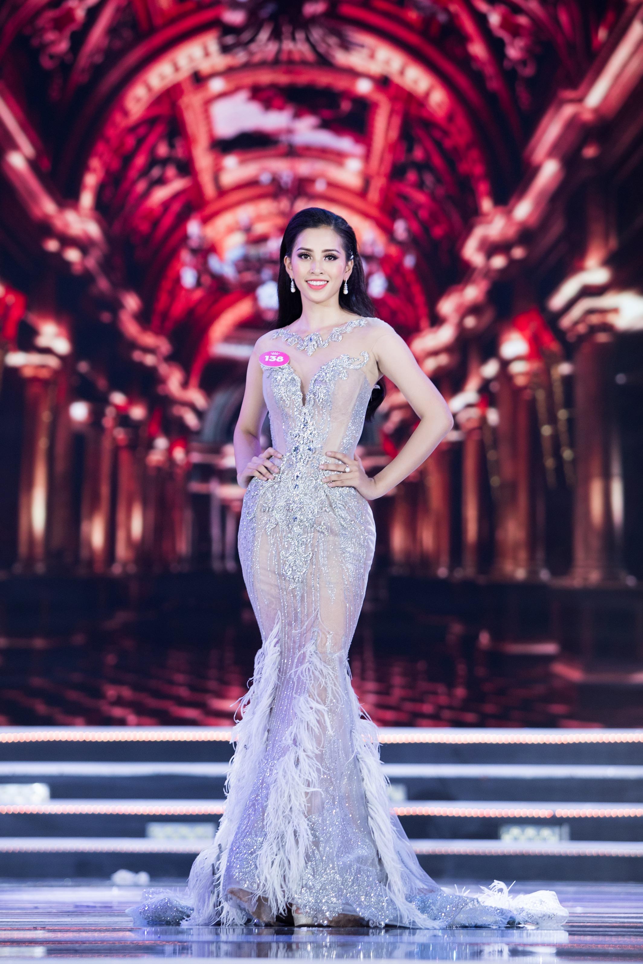 hoa hậu việt nam 2018 trần tiểu vy 2