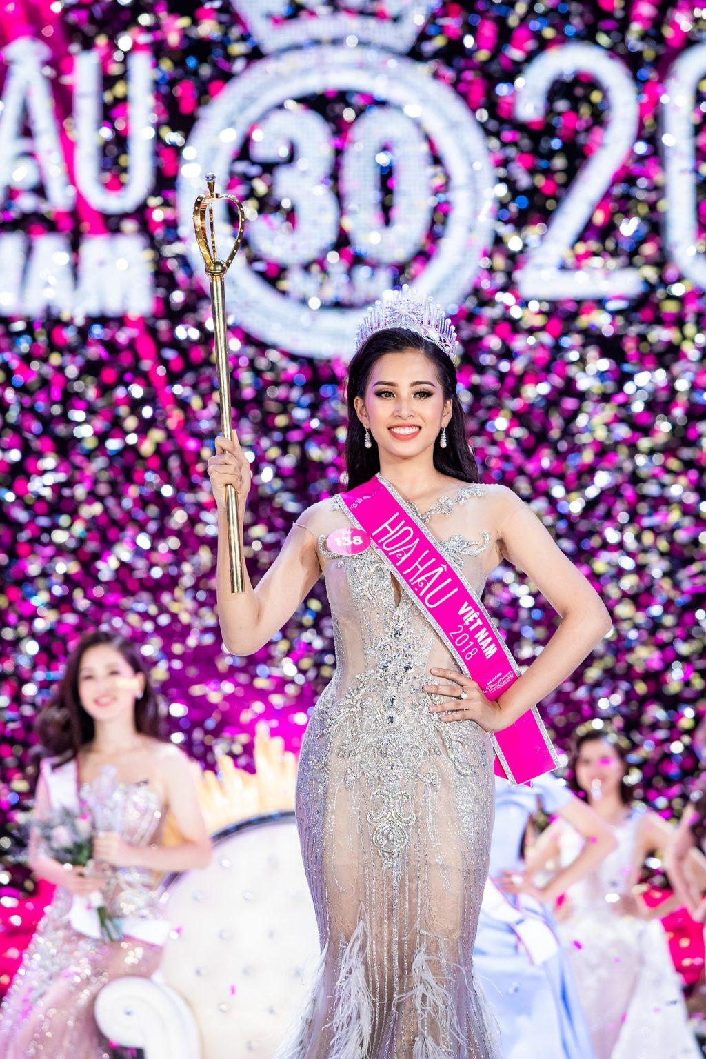 hoa hậu việt nam 2018 trần tiểu vy 3