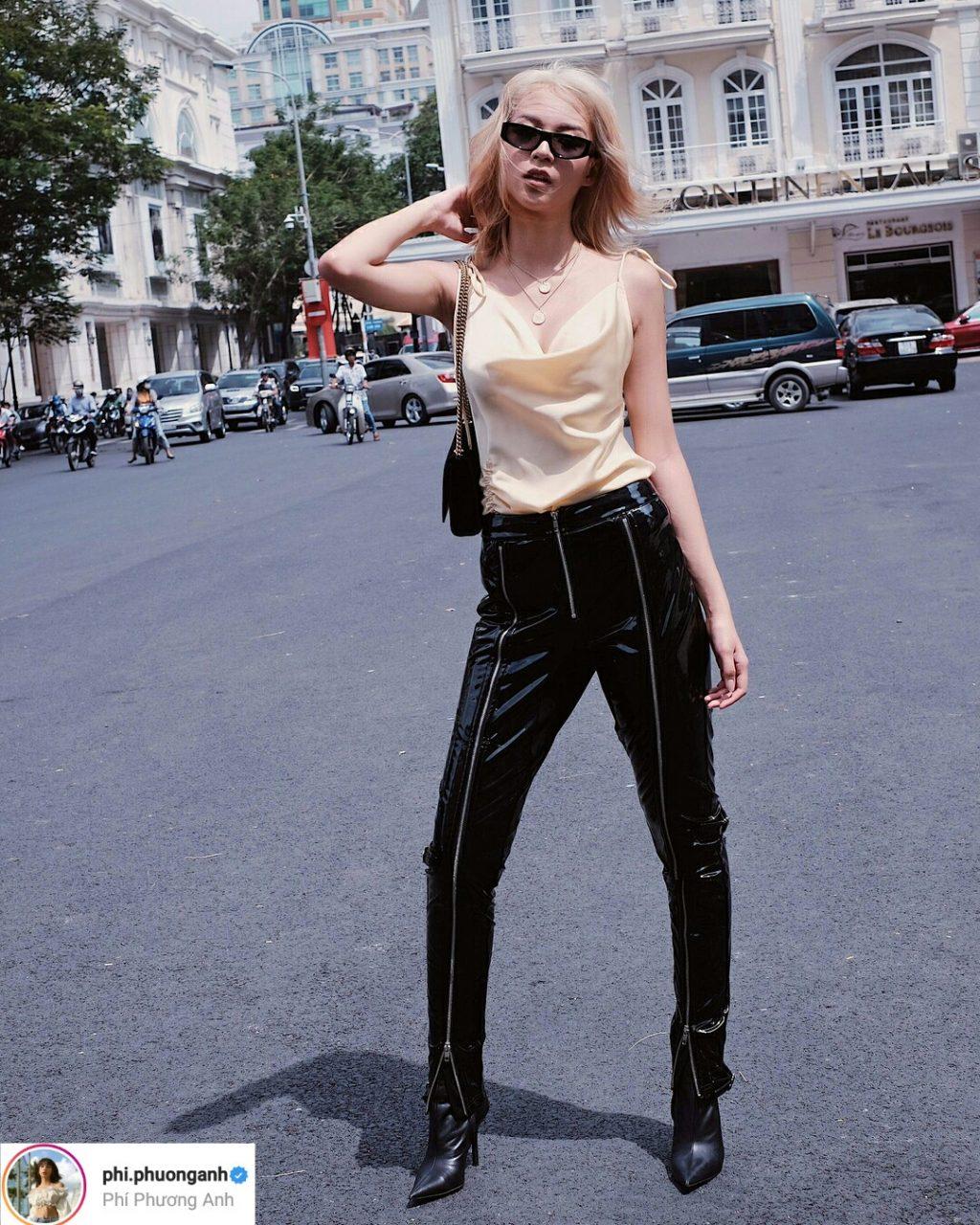 thời trang sao Việt tuần qua 14